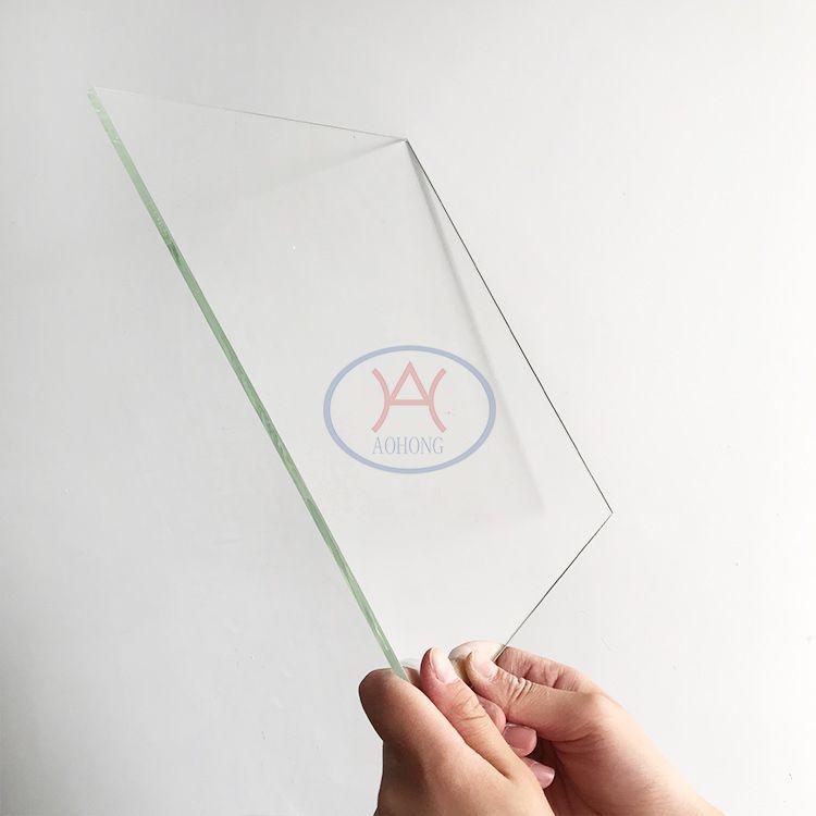 Quartz Rectangular Glass