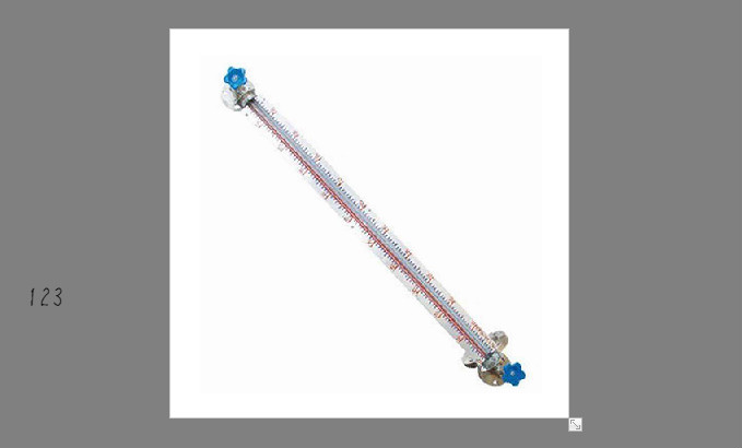 What  difference between  glass tube level gauge and glass plate level gauge