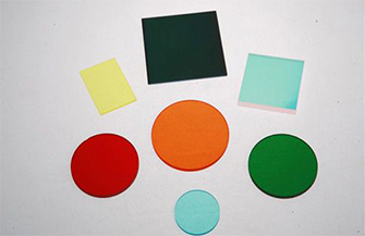 Types of optical glass