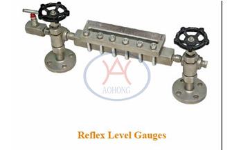 How does Reflex Level Gauge Work?