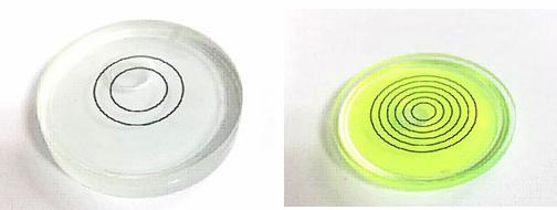 Glass Spirirt level vial