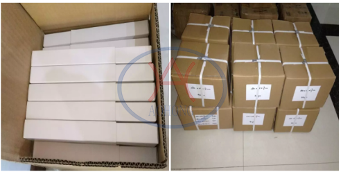 White paper box for each piece for Reflex Gauge Level Glass